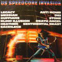 Various – US Speedcore Invasion