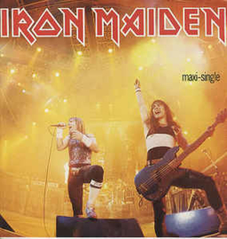 Iron Maiden ‎– Running Free