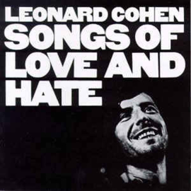 Leonard Cohen ‎– Songs Of Love And Hate