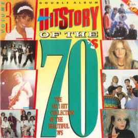 Various ‎– Hitstory Of The 70's - Volume 3