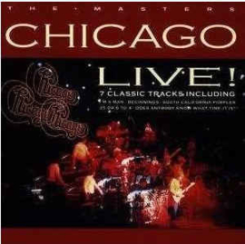 Chicago  ‎– Live! (CD)