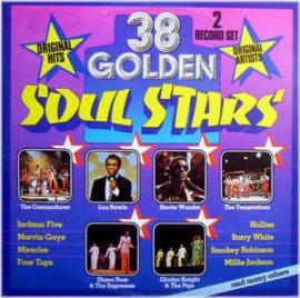 Various – 38 Golden Soul Stars