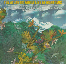 Various ‎– The Atlantic Family Live At Montreux
