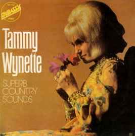 Tammy Wynette ‎– Superb Country Sounds
