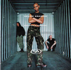 Skunk Anansie ‎– Paranoid & Sunburnt (CD)