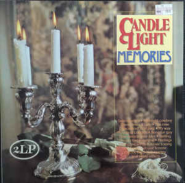 Eddy Starr Orchestra & Singers, R.T.S.I. Orchestra Conducted By Mario Robbiani* – Candlelight Memories