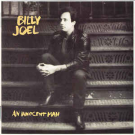 Billy Joel ‎– An Innocent Man (CD)