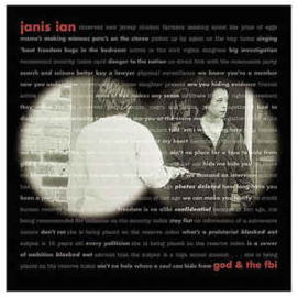 Janis Ian ‎– God & The FBI (CD)