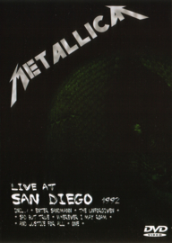 Metallica – Live At San Diego 1992 (DVD)