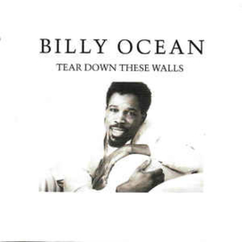 Billy Ocean ‎– Tear Down These Walls (CD)