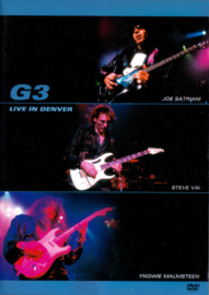 G3 Joe Satriani, Steve Vai, Yngwie Malmsteen – G3 - Live In Denver