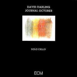 David Darling – Journal October (CD)