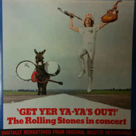 Rolling Stones ‎– Get Yer Ya Ya's Out (CD)