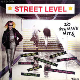 Various ‎– Street Level (20 New Wave Hits)