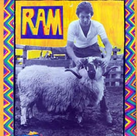 Paul And Linda McCartney ‎– Ram