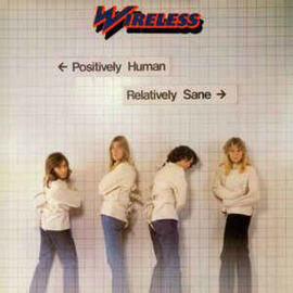 Wireless  ‎– Positively Human Relatively Sane