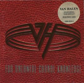 Van Halen – For Unlawful Carnal Knowledge (CD)