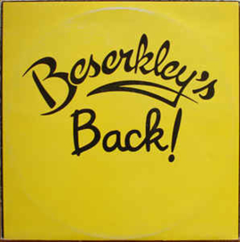 Various ‎– Beserkley's Back!