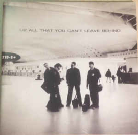 U2 – All That You Can't Leave Behind (CD)