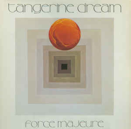 Tangerine Dream ‎– Force Majeure