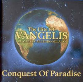 Allegro Milano – The Hits Of Vangelis (CD)