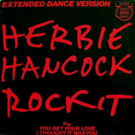 Herbie Hancock ‎– Rockit (Extended Dance Version)