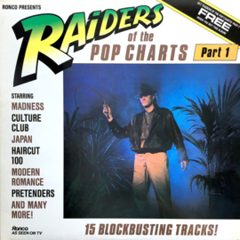 Various – Raiders Of The Pop Charts - Part 1
