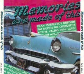 Various ‎– Memories Are Made Of This (CD)