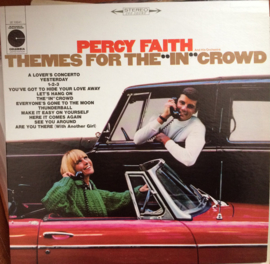 "Percy Faith & His Orchestra ‎– Themes For The ""In"" Crowd"