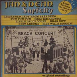 Jan & Dean – Surfcity