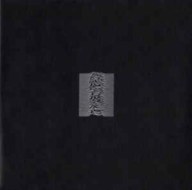 Joy Division ‎– Unknown Pleasures (LP)