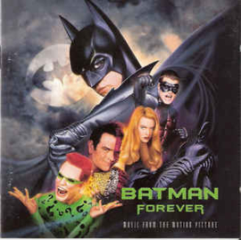 Various ‎– Batman Forever (CD)