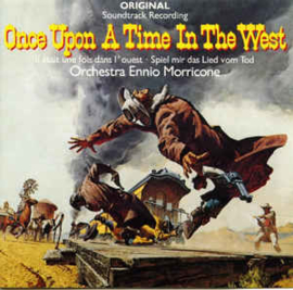 Orchestra Ennio  – Once Upon A Time In The West (CD)