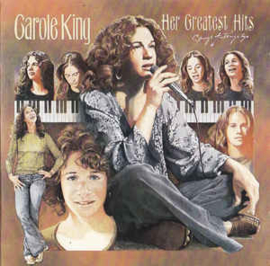 Carole King ‎– Her Greatest Hits (CD)