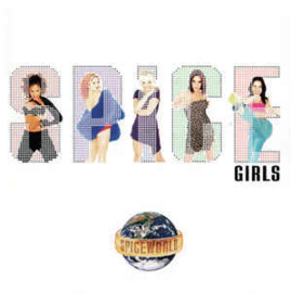 Spice Girls ‎– SpiceWorld (CD)