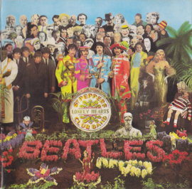 Beatles – Sgt. Pepper's Lonely Hearts Club Band (CD)
