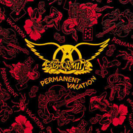 Aerosmith ‎– Permanent Vacation (CD)