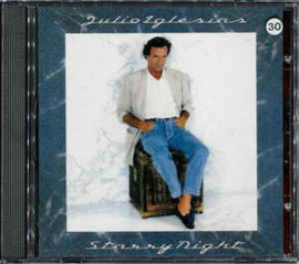 Julio Iglesias ‎– Starry Night (CD)