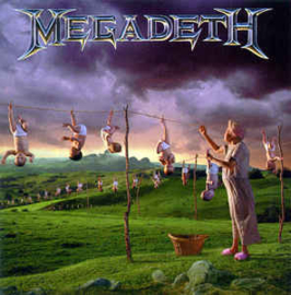 Megadeth ‎– Youthanasia (CD)