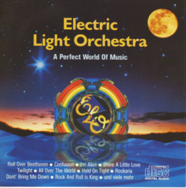 Electric Light Orchestra – A Perfect World Of Music (CD)