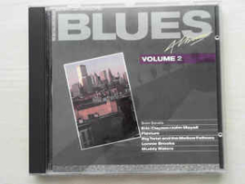 Various ‎– Blues Album, Vol.2 (CD)