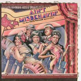 Fats Waller ‎– Ain't Misbehavin': The New Fats Waller Musical Show