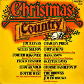 Various ‎– Christmas Country