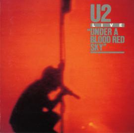 U2 – Under A Blood Red Sky (CD)