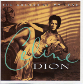 Celine Dion – The Colour Of My Love (CD)