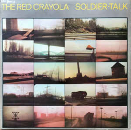 Red Crayola ‎– Soldier-Talk