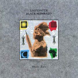 Ladysmith Black Mambazo – Shaka Zulu (CD)