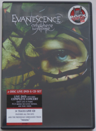 Evanescence – Anywhere But Home (DVD)