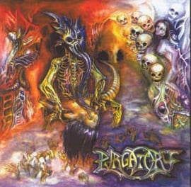 Purgatory – Damage Done By Worms (CD)