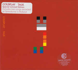 Coldplay ‎– Talk (CD)